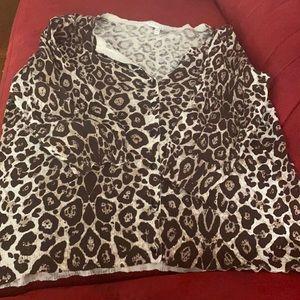 Company Ellen Tracy sweater cardigan xxl